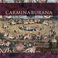 オルフ:カルミナ・ブラーナ(北ドイツ放送合唱団/ハノーヴァー少年合唱団/北ドイツ放送フィル/大植英次)[Orff: Carmina Burana]