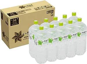 【Amazon.co.jp限定】コカ・コーラ い・ろ・は・す 天然水 ペットボトル (2L×10本)