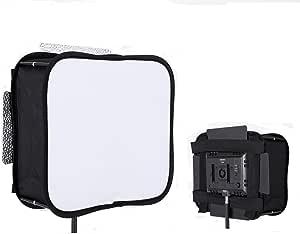 定常光 ソフトボックス YN600L II YN900エアLEDビデオライトパネル折りたたみ式ポータブルソフトフィルター