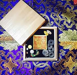 風水道士鮑義忠×BeBe Kingdom Jade Box