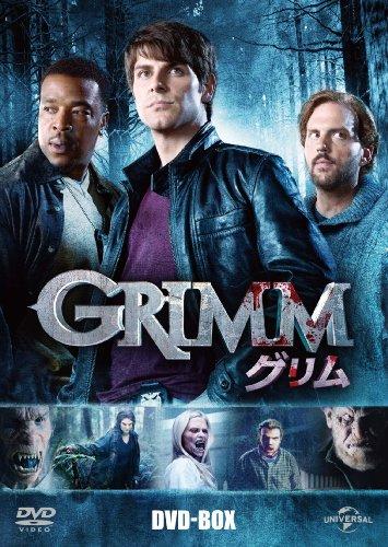 GRIMM/グリム DVD-BOXの詳細を見る