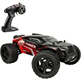 Hosim 1:16 Scale 4WD Remote Control RC Truck G172, High Speed Racing Vehicle 36km/h Radio Controlled Off-Road 2.4Ghz RC Car E