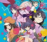 西尾維新「<物語>シリーズ」アプリのテーマソングCDが8月発売