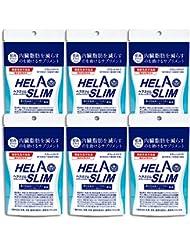 【6袋セット】HELASLIM(120粒入り)アルミパック