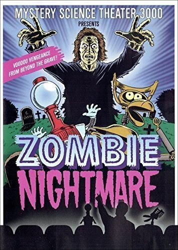Mystery Science Theater 3000: Zombie Nightmare [DVD] [Import]
