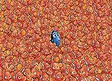 1000ピース ファインディング・ニモ ジグソーパズル (69cm×50cm) Finding Nemo ドリー(Dory)