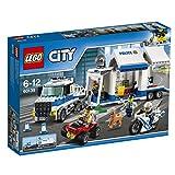 POLICE レゴ (LEGO) シティ ポリストラック司令本部 60139