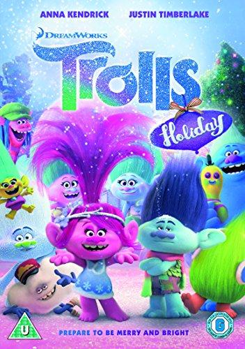 Trolls: Holiday [Regions 2,4]