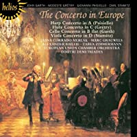 Concerto in Europe