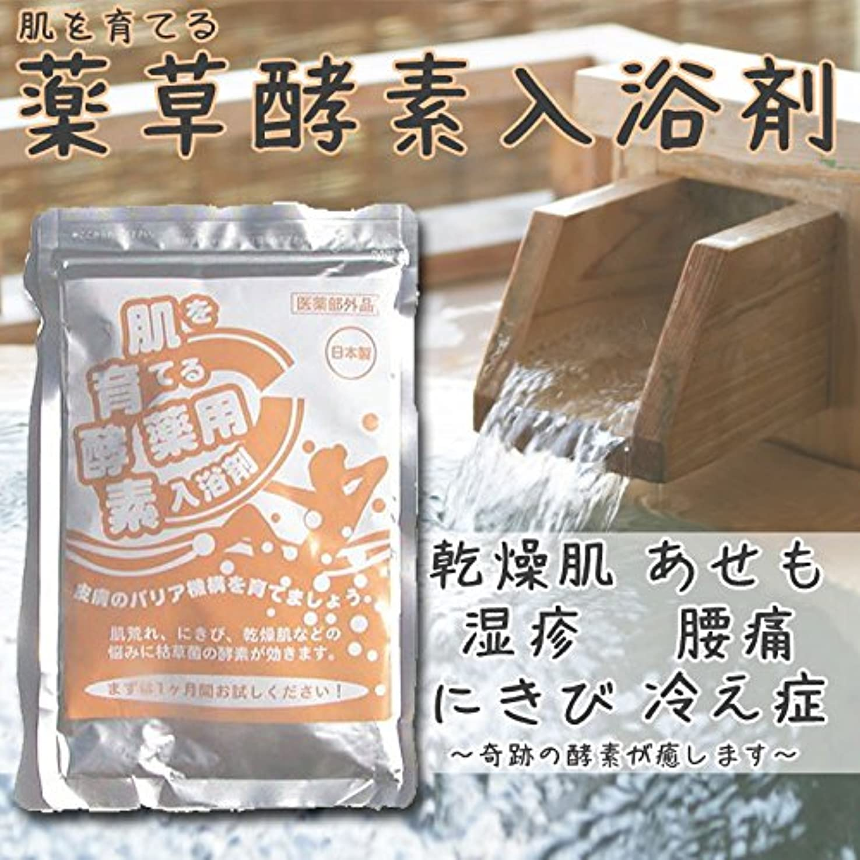 メロン屋内確かめるハーティハート 薬用酵素入浴剤 洗顔料 粉末 300g