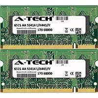 4GB KIT (2 x 2GB) For Toshiba Toshiba Qosmio G40-12K G40-12S G40-12T G40-12U G45 G50 G50 (PQG55E-04U011GE) G50 (PQG55E-05C04RFR) G50-01P G50-01R G50-03M G50-042 G50-043 G50-04J G50-05F G50-102 G50-103 G50-10H G50-10I G50-10J G50-10Q G50-10T G50-10V G50-11 [並行輸入品]