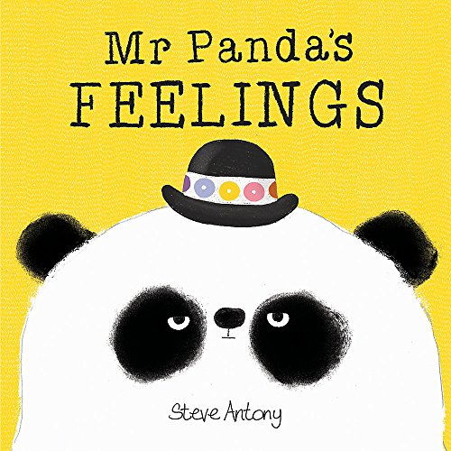 Mr Panda's Feelings Board Book...