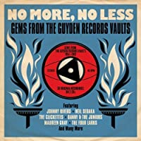 No More No less-Gems from the Guyden Records Vaults-Various by Various