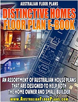 Australian Kit Homes -2 Story Home Floor Plans by [Mills, Deborah]