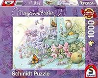 Blumenkorb - Puzzle Marjolein Bastin 1000 Teile