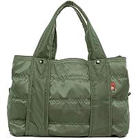 (ララゲン)lalagen トートバッグ レディース 軽量 軽い 大容量 A4 a4 巾着付き Mサイズ 旅行バッグ ジ…