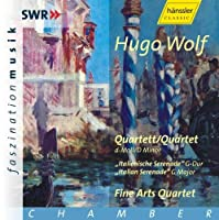 Wolf: String Quartet in D Min
