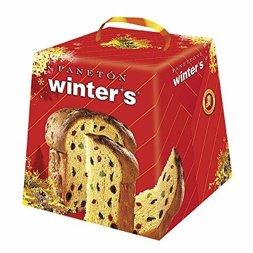 パネトーネ(パネトン) ウィンターズ 900g×6個セット  Panettone(Panetone) Winter's
