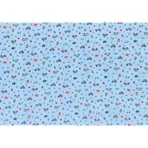 LECIEN(ルシアン) ダブルガーゼプリント 60cmカット 57783-6 4082270
