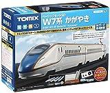 TOMIX Nゲージ ベーシックセットSD W7系 かがやき 90168 鉄道模型 入門セット