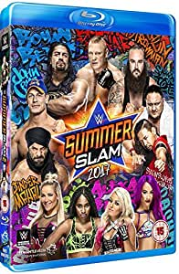 WWE Summerslam 2017 [Blu-ray Region B](Import)