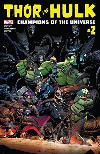 amazon thor vs hulk champions of the universe 2017 2 of 6