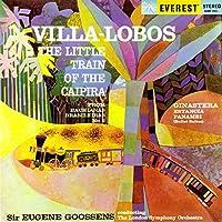 ヴィラ=ロボス : カイピラの小さな汽車 他 (Villa-Lobos : The Little Train of The Caipira Bachianas Brasileiras, Ginastera : Estancia | Panambi / Sir Eugene Goossens, The London Symphony Orchestra) [SACD Hybrid]