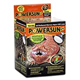 ズーメッド パワーサン UV 爬虫類用 160W