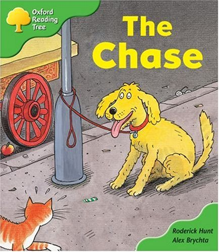 Oxford Reading Tree: Stage 2: More Storybooks B: the Chaseの詳細を見る