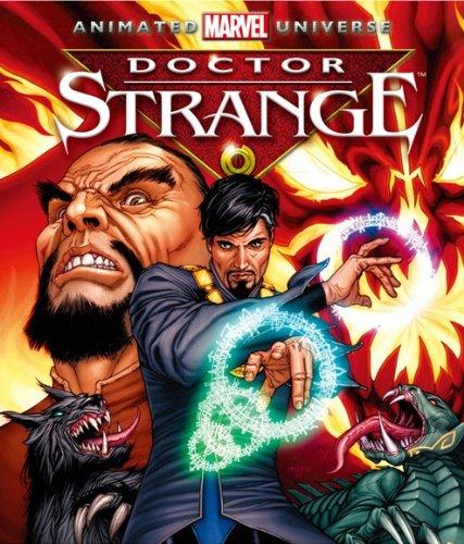 ドクター ストレンジ 魔法大戦  Blu-ray