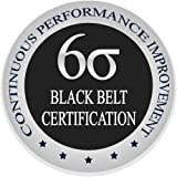 Learn Lean Six Sigma Black Belt The Easy Way Now, Certification & Training Course, Self Paced Learning, 100% Guaranteed Certi