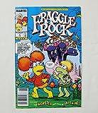 【フラグル・ロック FRAGGLE ROCK】 VOL.2 NO.3 中古アメコミ MARVEL <1988年> セサミ・ストリート ジム・ヘンソン