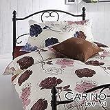 ランチェッティ Carino カリーノ 掛カバー クィーンサイズ 220×210cm   ピンク car-kq-A-1