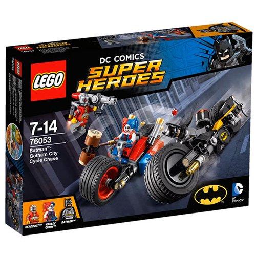 レゴ (LEGO) スーパー・ヒーローズ バットマン:ゴッサム・シティ・サイ...
