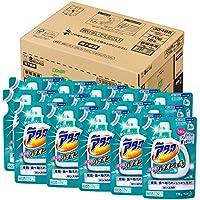【ケース販売】アタック 洗濯洗剤 液体 高浸透バイオジェル 詰め替え 770g×15個