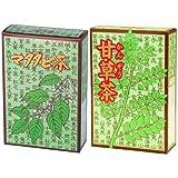 【マタタビ茶40P+甘草茶30P】   糸付きティーパック またたび100% 煮出し用 薬草茶