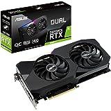 ASUS DUAL NVIDIA GeForce RTX™ 3060 TI 搭載ビデオカード OC edition 8GB GDDR6 DUAL-RTX3060TI-O8G-V2