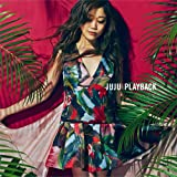 PLAYBACK♪JUJUのCDジャケット