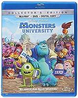 Monsters University (Blu-ray + DVD + Digital Copy) (2013)