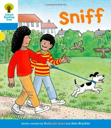 Oxford Reading Tree: Level 3: First Sentences: Sniffの詳細を見る