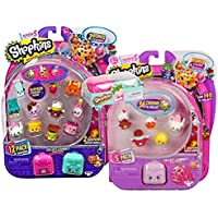 Shopkins Season 5 2-Pack + 5-Pack + 12-Pack Bundle