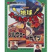 国際理解にやくだつ NHK地球たべもの大百科〈6〉ノルウェー バイキング料理・ドイツ ジャガイモ料理