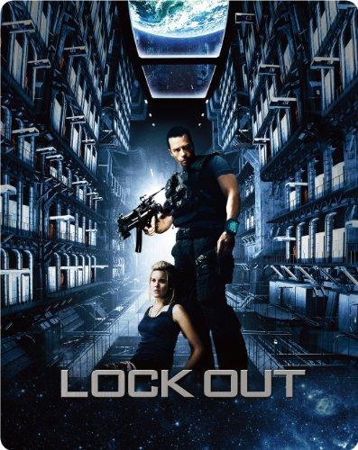 ロックアウト (初回数量限定生産 スチールブック仕様) [Blu-ray]の詳細を見る