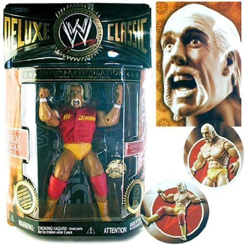 WWE (プロレス) Jakks Deluxe Classic Super Articulation Series 1 Hulk Hogan(並行輸入)