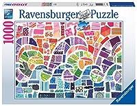 Ravensburger Waveモザイクパズル( 1000Piece )