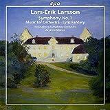 ラーシュ=エリク・ラーション:管弦楽作品集 第1集(Lars-Erik Larsson: Symphony No.1 )[SACD-Hybrid]