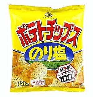 「ポテトチップス のり塩」
