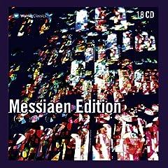 輸入盤CD メシアン:エディション(18枚組)のAmazonの商品頁を開く