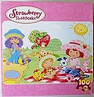 "Strawberry Shortcake ""ベリー楽しいピクニック"" 100ピースジグソーパズル"