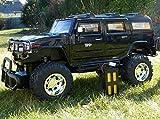 1:6は、9CHリモートコントロールrc suv車、ハマーオフロード車モデル車、大きいサイズを縮尺する:70*33*37cm